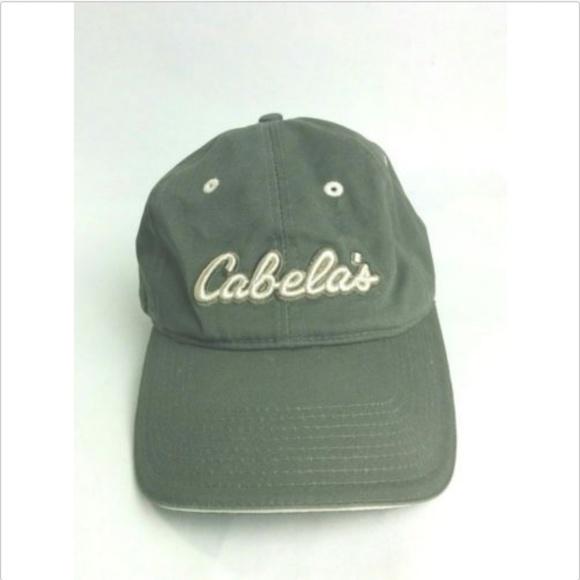f172424f Cabela's Accessories   Cabelas Baseball Hat Cap Adjustable Unisex ...